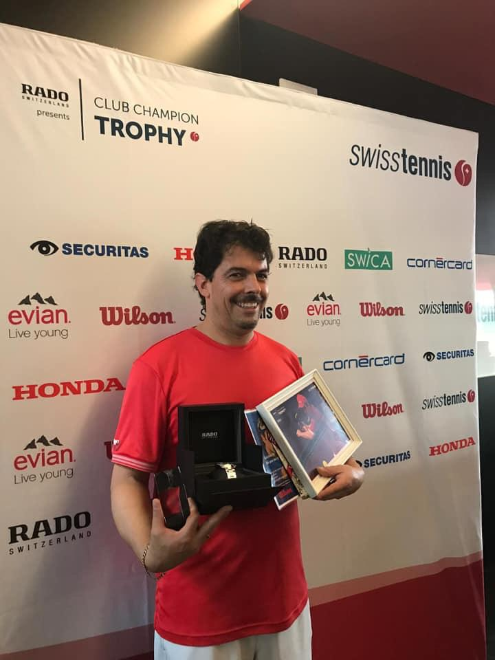 Swiss Champion Trophy +45: the winner is…..Alessio Albisetti!!!